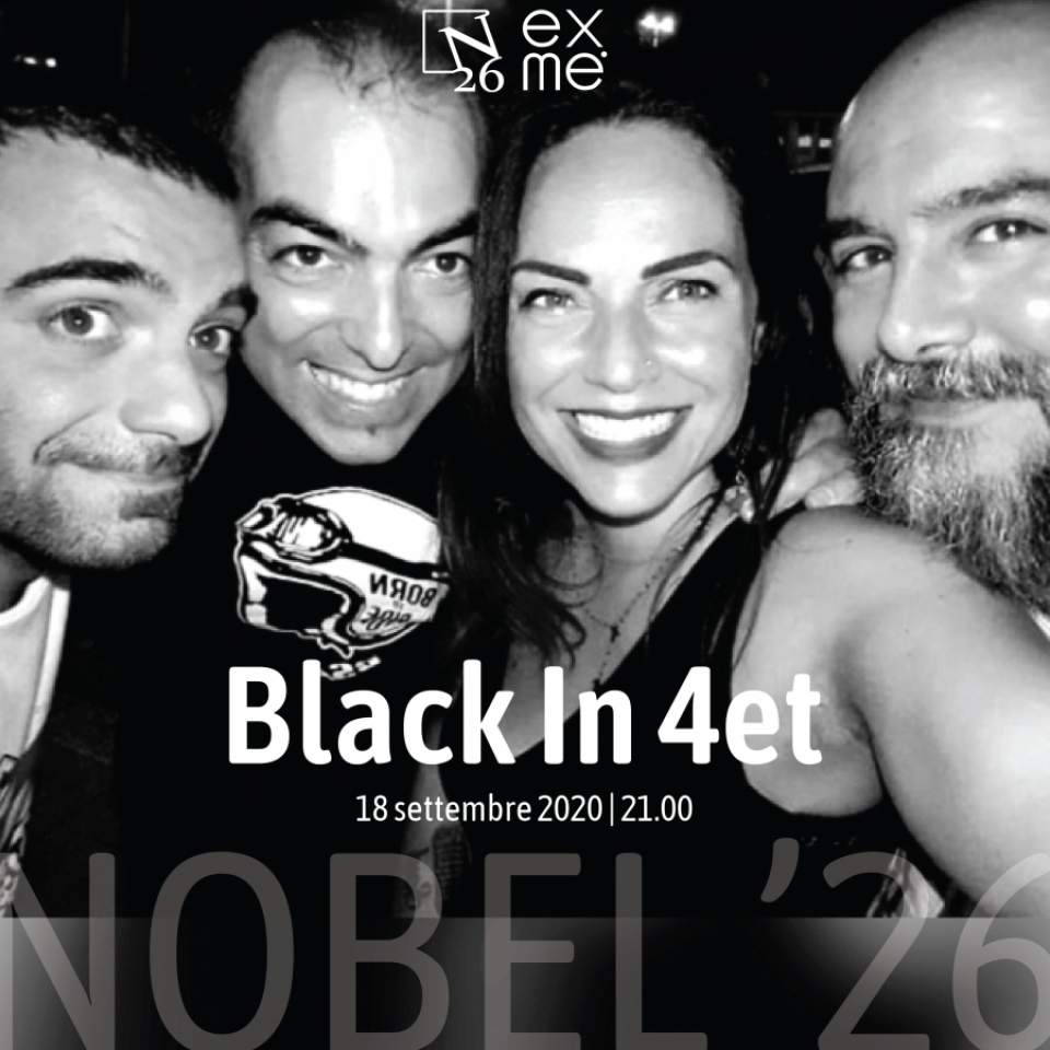 Black In 4et in concerto